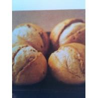 Mini pain rond aux céréales
