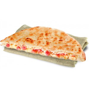 "Focaccia ""Classica"" jambon cuit mozzarella"