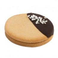 Bottone biscuit au chocolat