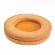 Bottone biscuit aux fraises ou abricots