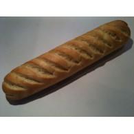 Demi-baguette viennoise salée
