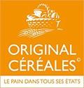 Original Céréales - Produits de qualité prêts à cuire ou prêts à servir après décongélation.